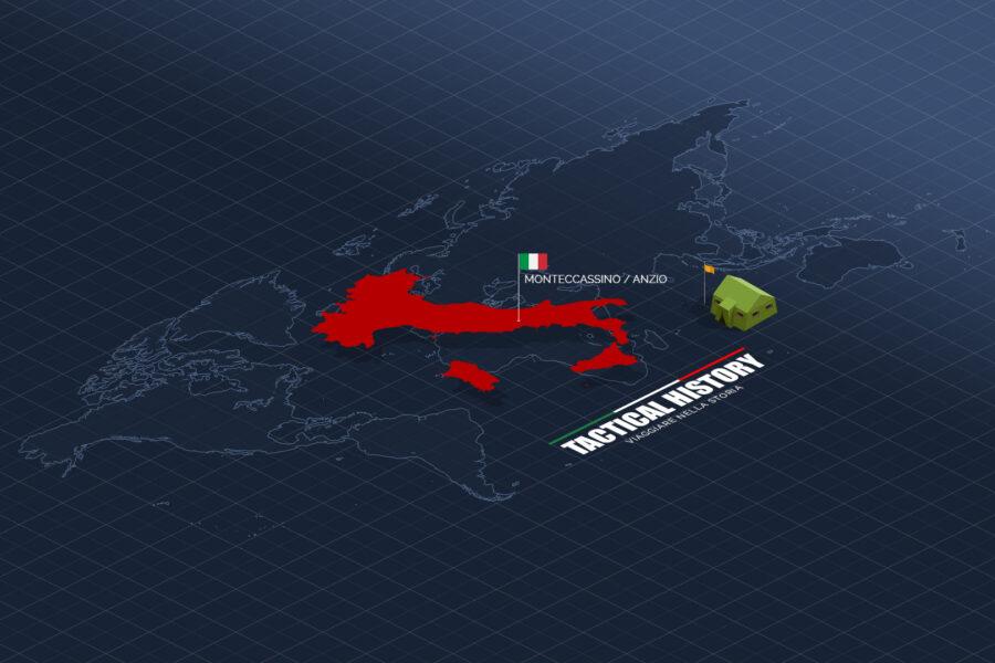 Tour a Montecassino e Anzio
