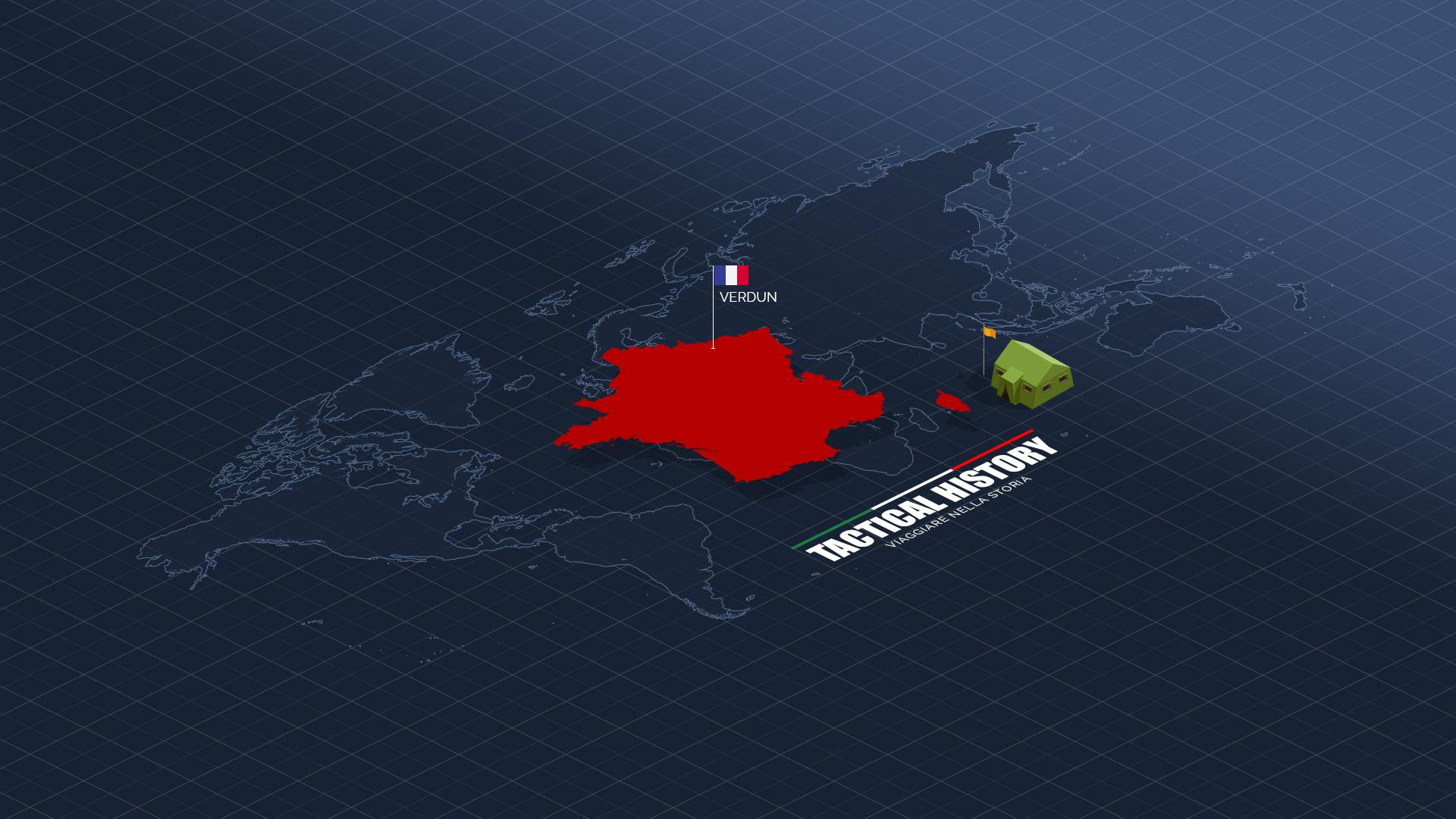 Tour storico a Verdun